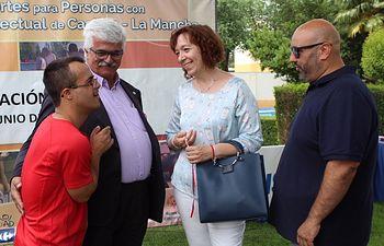 Cerca de 200 deportistas disfrutaron en Alcázar del 18º Campeonato de Natación de Verano de FECAM.