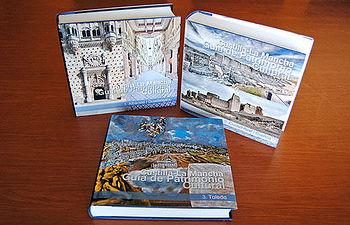 Imagen de la nueva guía de Patrimonio Cultural de Castilla-La Mancha