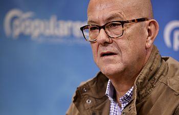Emilio Bravo, diputado regional del Grupo Parlamentario Popular en las Cortes de Castilla-La Mancha.