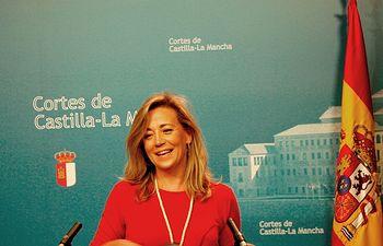 Lola Merino,portavoz de Agricultura del GPP