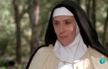 Concha Velasco - Teresa de Jesús. Imagen TVE2