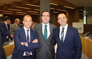 Participación de CEOE CEPYME Cuenca en la asamblea de CEPYME.