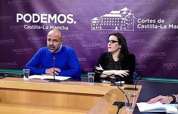 José García Molina y María Díaz