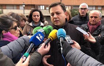 Manuel Serrano anuncia su candidatura a la alcaldía de Albacete - 18-12-18