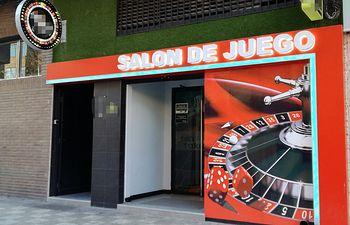 Salón de juegos en Albacete.