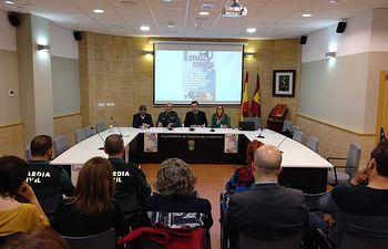III Jornadas sobre diferentes perspectivas de las víctimas de violencia de género celebradas en Tarazona
