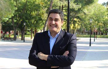 José Ignacio Echániz, candidato del Partido Popular por Guadalajara al Congreso.