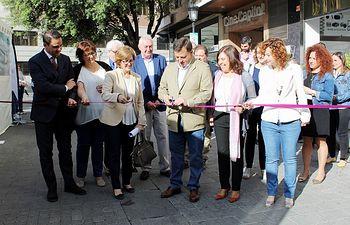 Inauguración II Feria de la Psicología de Castilla-La Mancha.