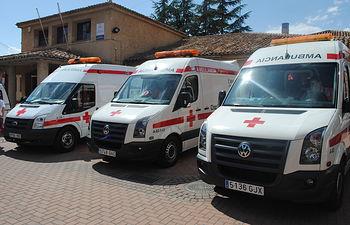 Cruz Roja Albacete.