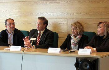 La Promoción y Prevención de la Dependencia abordada en la Asociación de Parkinson de Villarrobledo. Imagen de archivo.