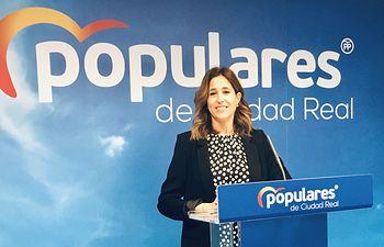 Rosa Romero, diputada nacional del Partido Popular por Ciudad Real.