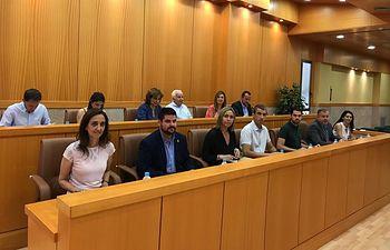 Pleno Ayuntamiento de Talavera de la Reina.
