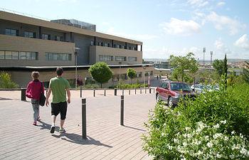 En la imagen, la Facultad de Educación de Cuenca