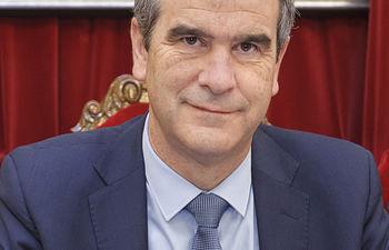Pleno ordinario, Antonio Román, Alcalde, PP