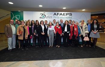 Gala del 25 aniversario de AFAEPS