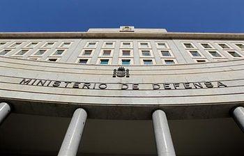 Foto sede ministerio de Defensa (Archivo)
