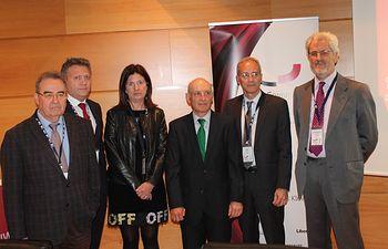 XV Congreso Tributario organizado por la Asociación Española de Asesores Tributarios (AEDAF), que se celebra en Albacete