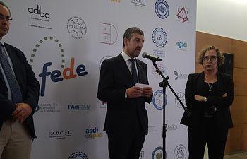 Andoni Lorenzo - Presentación III Congreso FEDE.