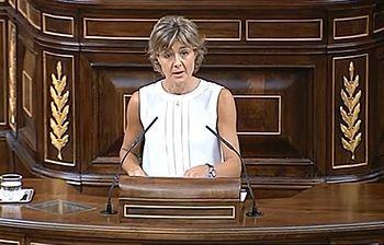 García Tejerina en el Congreso (Foto:Archivo)