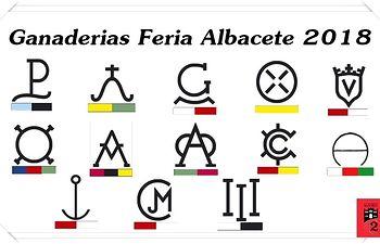 Ganaderías para la Feria Taurina de Albacete 2018