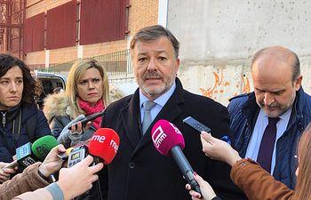 Darío Dolz, alcalde de Cuenca.