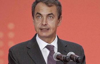 Zapatero en la Expo de Shanghai