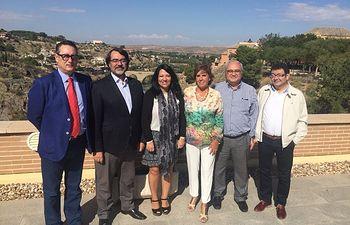 Miembros del consejo de administración de RTVCM