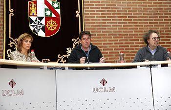 Luis García Montero en Albacete