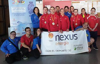 Campeonato de España de Natación para Personas con Discapacidad Intelectual FEDDI 2019