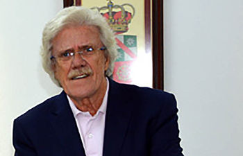 Félix Pillet Capdepón.  © Gabinete de Comunicación UCLM