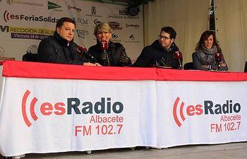 """esRadio organiza en Albacete su VI Feria Banco de Alimentos, una iniciativa """"más solidaria que nunca"""""""
