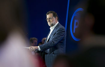 Mariano Rajoy en la Convención nacional de Nuevas Generaciones, Mucho que decir