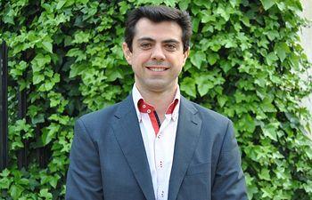 Francisco Javier Cuenca García.