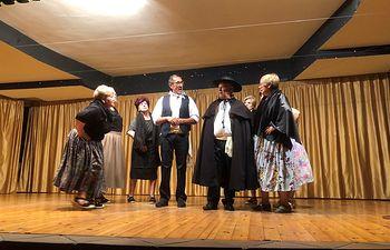 XI edición del Festival de Teatro de los Centros de Mayores de Toledo
