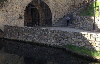 Puente de la Trinidad, Cuenca.