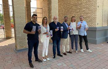 Foto JCCM- Campaña Sin un Si ¡Es No!.