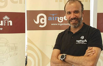 Fausto Pedro García es catedrático de Organización de Empresas en la Escuela de Ingeniería Industrial de Ciudad Real  © Gabinete de Comunicación UCLM