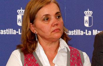 Teresa Novillo - Directora del Instituto de la Mujer de C-LM. Foto de archivo.