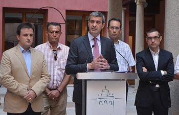 Álvaro Gutiérrez anuncia la puesta en marcha de un plan estratégico de igualdad