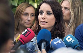 La vicesecretaria de Estudos y Programas, Andrea Levy
