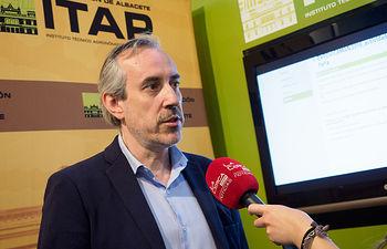 Ferndando de la Cruz, director técnico del ITAP