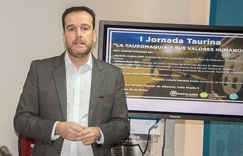 I Jornada Taurina 'La Tauromaquia y sus valores humanos'