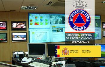 Dirección General de Protección Civil y Emergencias. Foto: Ministerio del Interior