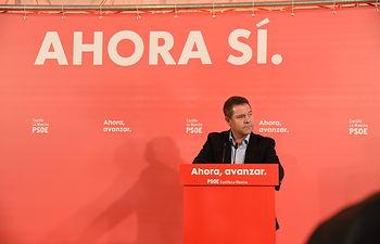 Emiliano García-Page. Foto: Jose Ramon Marquez//JCCMM