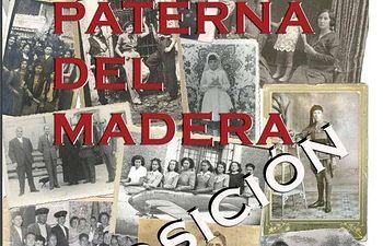 Exposición libro de fotos de Paterna del Madera.