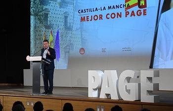 Page en Guadalajara.