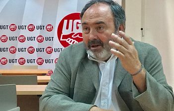 Carlos Pedrosa secretario general UGT CLM