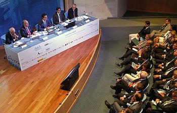 27 Encuentro de las Telecomunicaciones (Foto EFE)