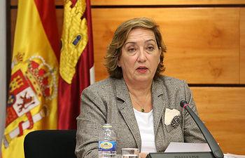 Soriano Comisión Presupuestos Cortes 2. Foto: JCCM.