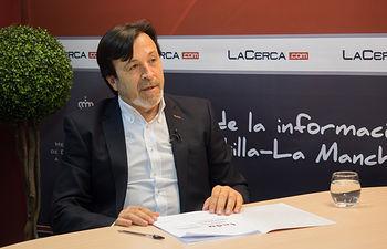 Artemio Pérez Alfaro, presidente de FEDA.